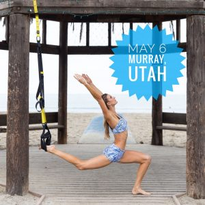 Utah murray Digital Pilates Suspension Method workout workshop ebook