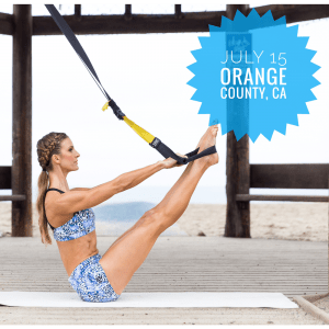 orange county california Pilates Suspension Method workout workshop ebook